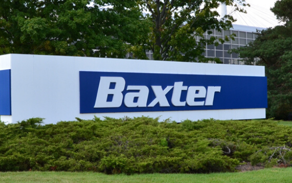 Baxter's corporate headquarters is located in Deerfield, Illinois